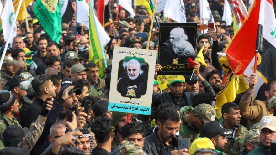 'Sangre de Soleimani sella la expulsión de EEUU de Irak' | HISPANTV