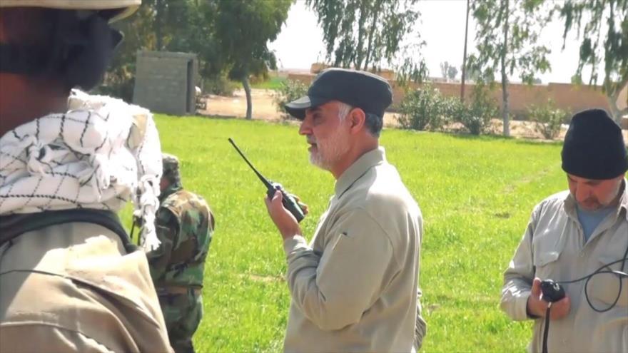 Soleimani y Al-Mohandes, héroes de la lucha contra Daesh | HISPANTV