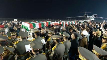 Llega a Irán el cuerpo del general Soleimani asesinado por EEUU