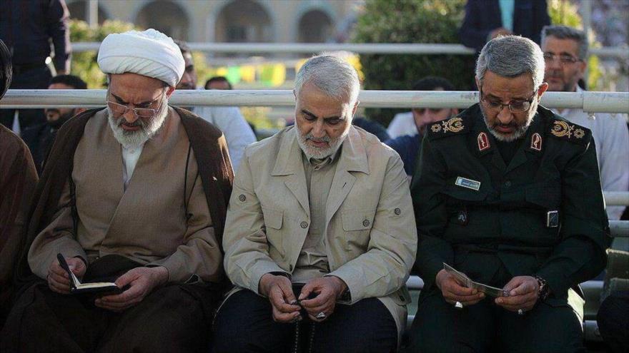 Soleimani ha defendido a los oprimidos ante los opresores   HISPANTV