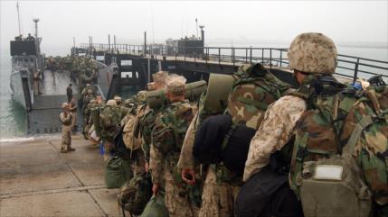 """""""EEUU evacua sus tropas de Kuwait ante posible represalia de Irán"""""""