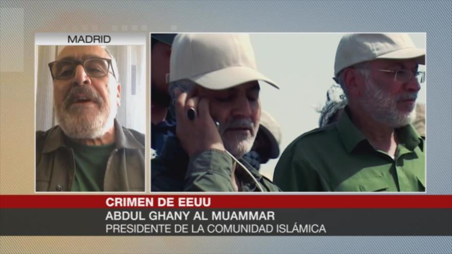 Al-Muammar: EEUU teme a la autosuficiencia de Irán e Irak