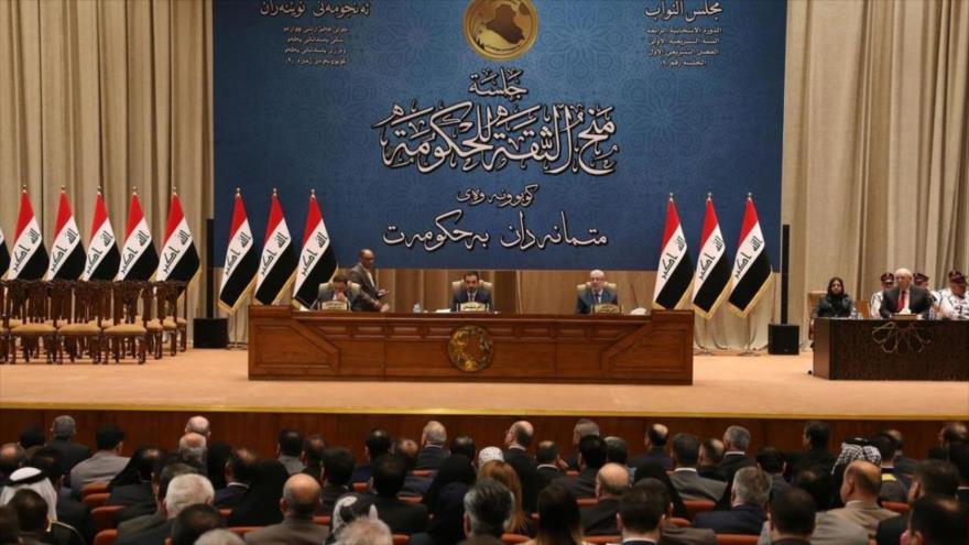Parlamento de Irak ratifica la expulsión de las fuerzas de EEUU