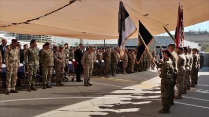 Coalición anti-EIIL anuncia suspensión de operaciones en Irak