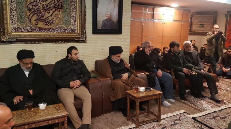 Moqtada Sadr pide expulsión de EEUU de Irak y cierre de su embajada   HISPANTV