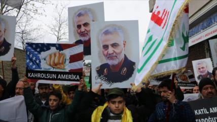 Turcos piden cierre de bases de EEUU tras asesinato de Soleimani