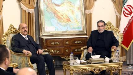 Irán: Continuación de presencia de EEUU es ejemplo de ocupación