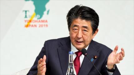 Japón pide diplomacia para reducir las tensiones en Oriente Medio