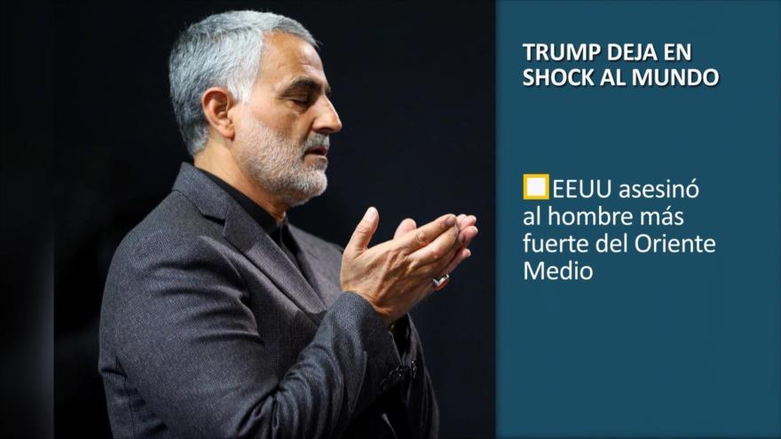 PoliMedios: Trump deja en SHOCK al mundo