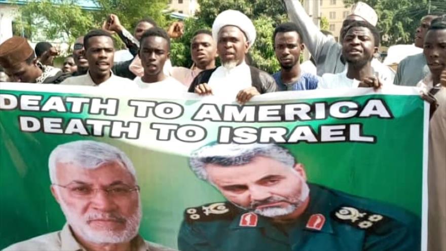 El mundo condena el asesinato del general Soleimani por EEUU