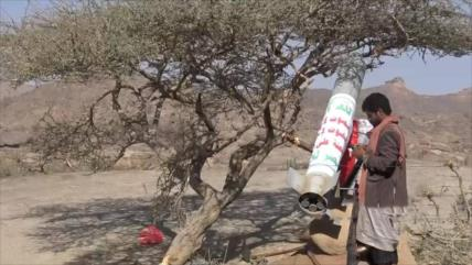 Fuerzas yemeníes lanzan tres misiles contra blancos saudíes