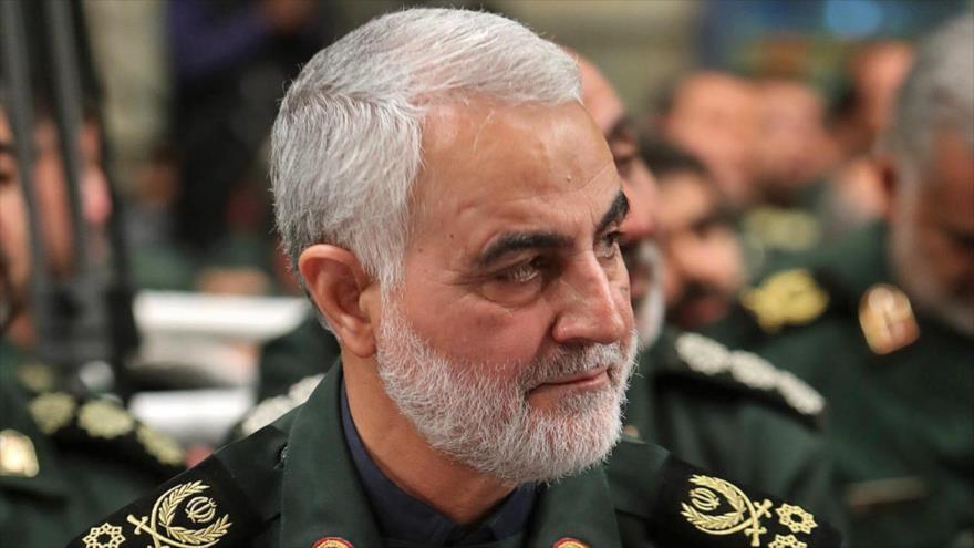 Papel de Soleimani en la lucha antiterrorista es innegable