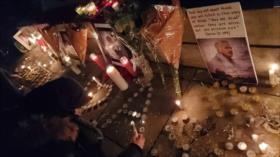 Vigilia en Toronto en homenaje a Soleimani, asesinado por EEUU