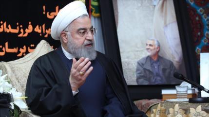 Rohani tras recordar a Trump el número 290: Nunca amenaces a Irán