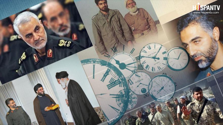 10 minutos - Perfil: Qasem Soleimani