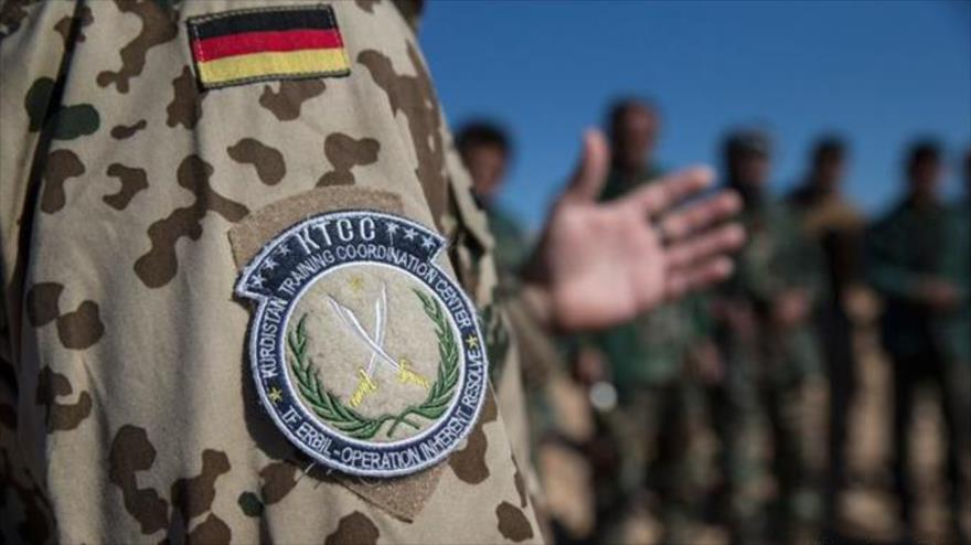 Alemania retira parte de sus fuerzas militares de Irak | HISPANTV