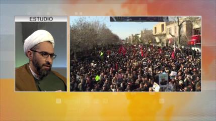 Fazel:El asesinato de Soleimani marca la caída del imperio