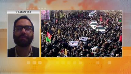 'Asesinato de Soleimani demuestra que EEUU es un peligro mundial'