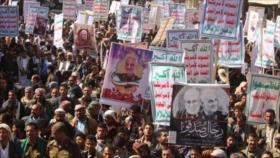 Conmemoran en Yemen el martirio del general iraní Qasem Soleimani