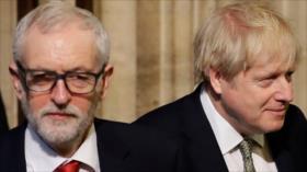 "Corbyn: Johnson respalda a Trump en asesinato ""ilegal"" de Soleimani"