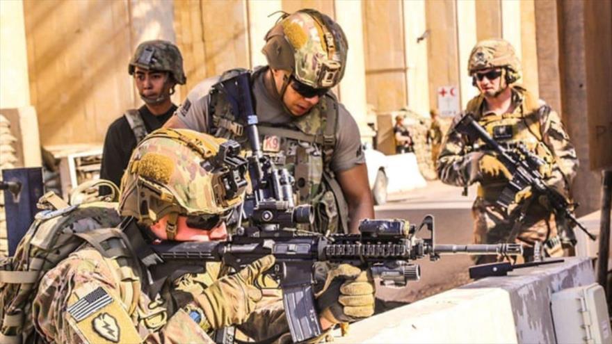 Bagdad reitera: Presencia de tropas de EEUU en Irak ya es ilegal | HISPANTV