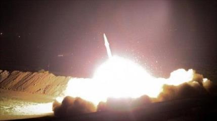 Vídeo: Así impactan misiles iraníes contra base de EEUU en Irak
