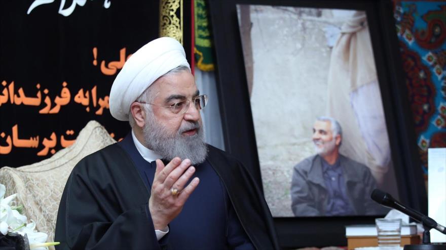 Irán: Cortaron mano de Soleimani, cortaremos sus pies de la región   HISPANTV