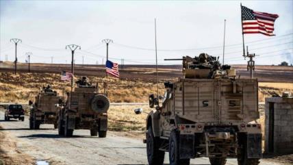 EEUU evacúa dos bases en Siria tras ataque relámpago de Irán