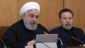 """Rohani: """"Respuesta final"""" de Irán es la expulsión de EEUU de Irak"""