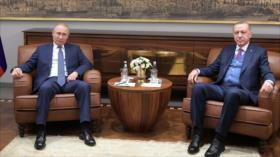 Putin y Erdogan: Asesinato de Soleimani por EEUU socava la seguridad