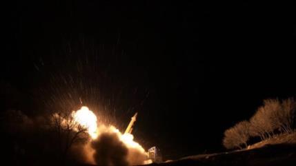 """Irán rompió al """"tigre de papel"""" EEUU al atacar sus bases"""