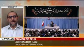 Nagi: Ataque de Irán es el comienzo de una larga estrategia