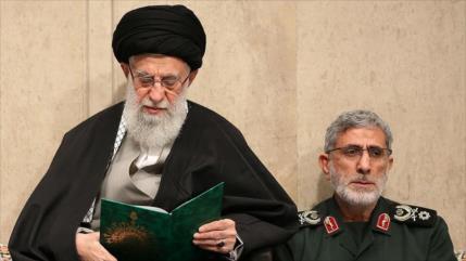 General Qaani: El mundo seguirá camino de resistencia de Soleimani