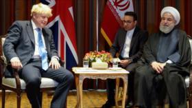 Rohani: Si no fuera por Soleimani, no habría seguridad en Londres