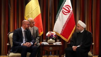 Rohani: Trump cometió un error de cálculo por no conocer a Irán