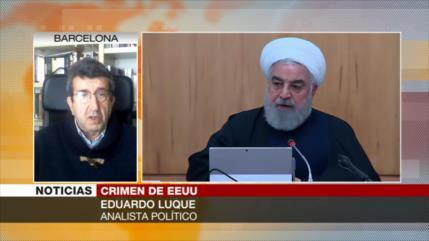 Luque: Europa debe su seguridad a esfuerzos de fuerzas iraníes