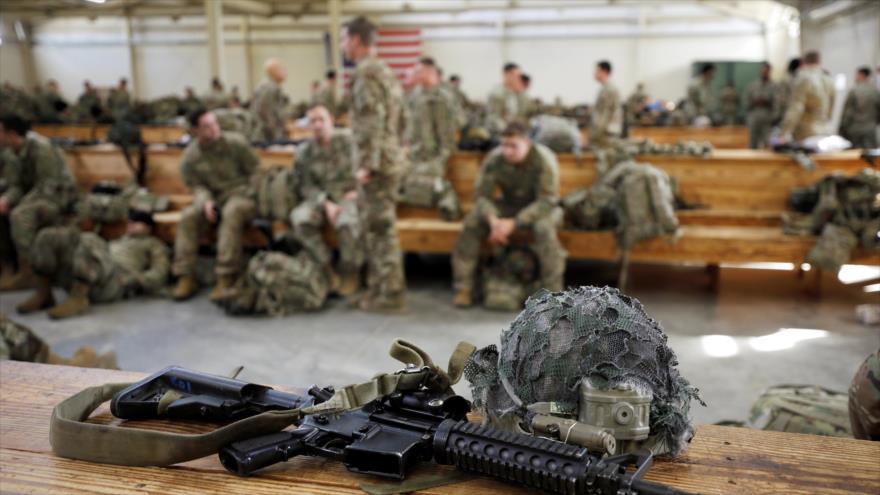 Irán: Blanco del ataque era maquinaria bélica de EEUU no sus tropas