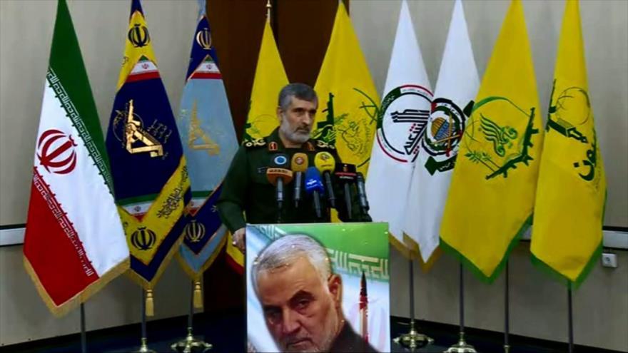Irán a países árabes: EEUU no es ni capaz de defender propias bases