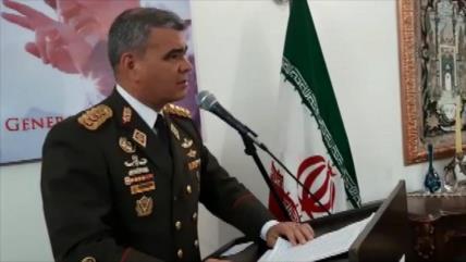 "Padrino López destaca a general Soleimani como un líder ""connotado"""