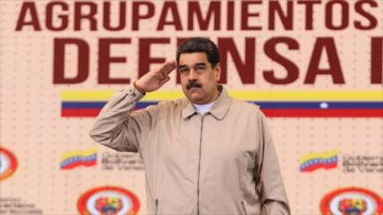 Maduro augura fracaso a enemigos que pretendan agredir a Venezuela