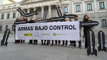 Revelan sobornos de España a Arabia Saudí por venta de armas
