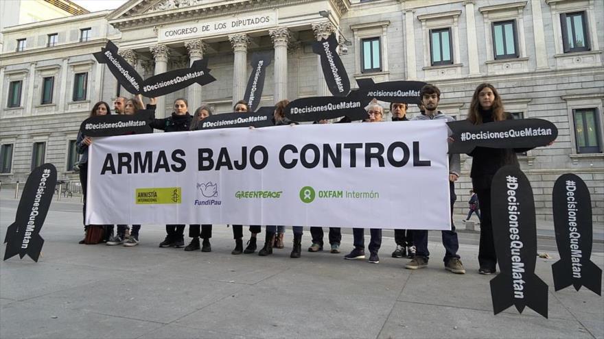 Revelan sobornos de España a Arabia Saudí por venta de armas | HISPANTV