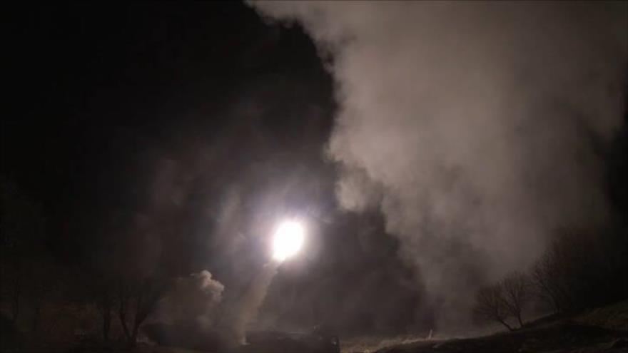 Fuerzas iraquíes: Ataque iraní dio duro golpe a prestigio de EEUU | HISPANTV
