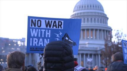 Irresponsable Trump busca llevar al mundo al borde de la guerra
