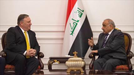 Irak reclama a EEUU agilizar la retirada de sus tropas