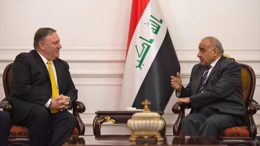 Irak reclama a EEUU agilizar la retirada de sus tropas | HISPANTV