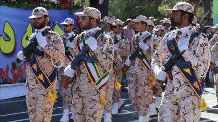 "CGRI de Irán promete luchar hasta ""el colapso total de Israel"""