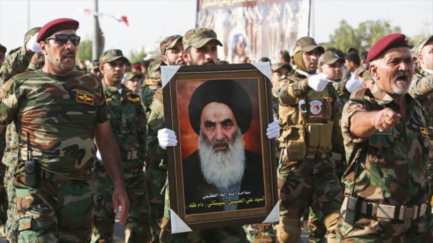 Ayatolá Sistani repudia violación de soberanía de Irak por EEUU | HISPANTV