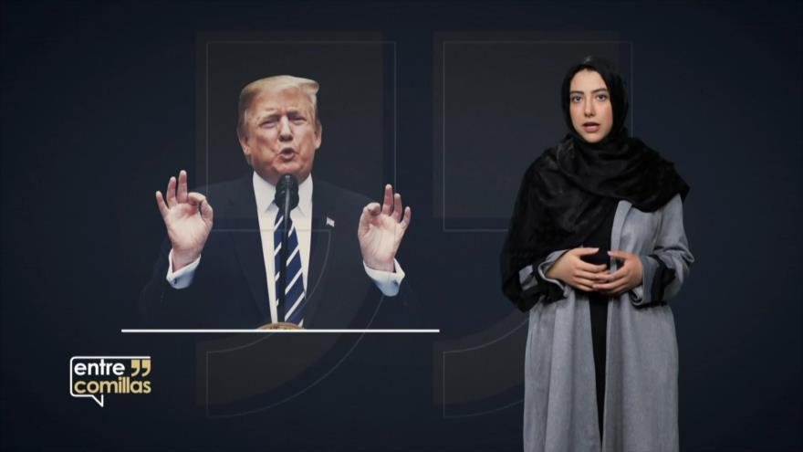 Entre Comillas: Trump asesino confesó: ¿Quebró o unió a Irán?