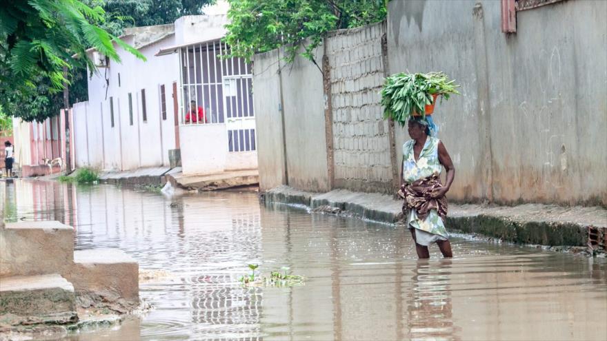 Lluvias torrenciales provocan al menos 41 muertos en Angola